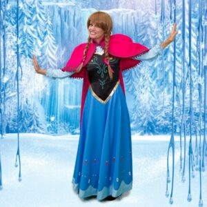 Princess Anna Frozen Children's Party London