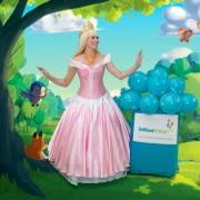 Princess Aurora Kid's Party London