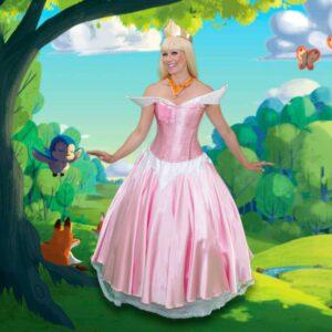Princess Aurora Themed Kids Party