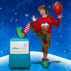 Christmas Elf Kid's Entertainer London