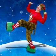 Christmas Elf Entertainer
