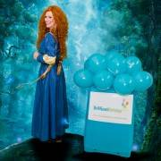 Princess Merida Kid's Party London