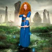 Princess Merida Event Entertainment