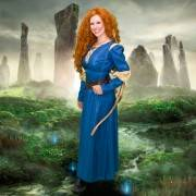 Princess Merida Themed Kids Party