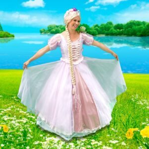 Rapunzel Children's Party London