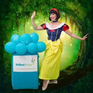 Snow White Lookalike Party Snow White Event Entertainment