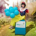 Snow White Themed Children's Party