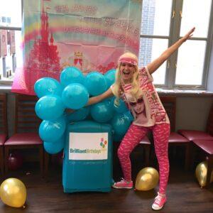 Barbie Party Host London
