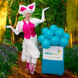Bunny Party Children's Entertainer London