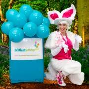 Bunny Themed Party Entertainer London