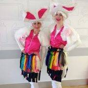 Bunny Balloon Modelling Entertainers