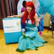 Mermaid Kid's Entertainer London