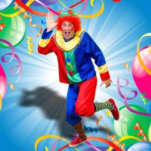 Clown Entertainer