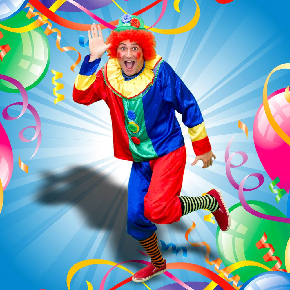 Clown Children S Party Entertainers London Clumsy Clown