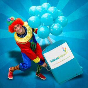 Clown Children's Party London