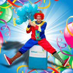 Clumsy Clown Event Entertainment