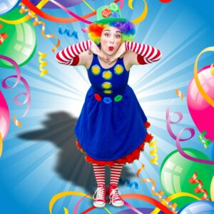 Clown Kid's Entertainer London