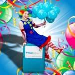 Clown Kid's Party London