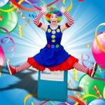 Clown Themed Party Entertainers