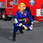 Fireman Children's Entertainer London