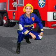 Fireman Children's Entertainer London
