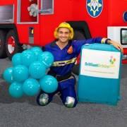 Fireman Kid's Entertainer London