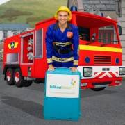 Fireman Themed Party Entertainer London