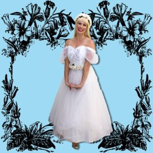 Flower Fairy Princess Entertainment