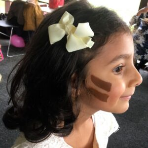 How To Train A Dragon Face Painting