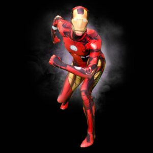 Ironman Themed Party Entertainment