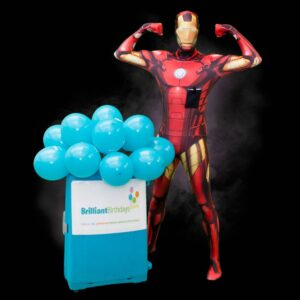 Ironman Kid's Party London