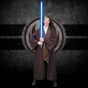 Jedi Star Wars Themed Party Entertainer London
