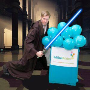 Star Wars Jedi Entertainment