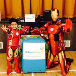 Ironman Children's Entertainer London