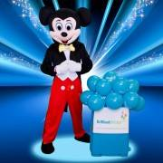 Mickey Mascot Themed Party Entertainer London