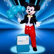 Mickey Mascot Kid's Entertainer London