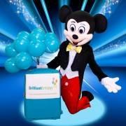 Mickey Mascot Event Entertainment