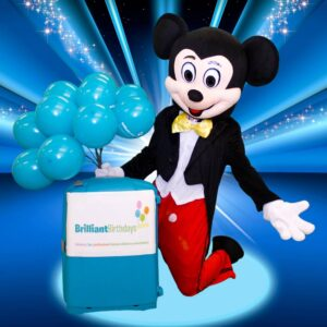 Mickey Mascot Event Entertainment
