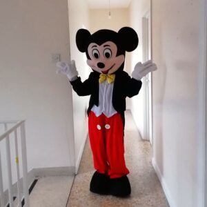 Mickey Mascot Entertainer London