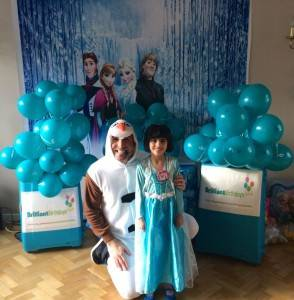 Olaf Kid's Party London