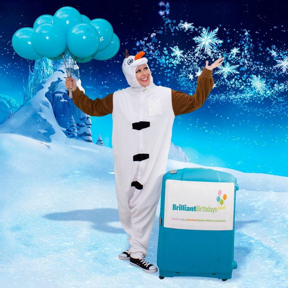 Olaf Children's Entertainer London
