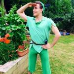 Peter Pan Themed Party Entertainer London