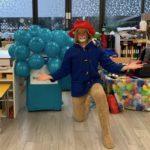 Paddington Bear Kids Party