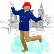 Paddington Bear Children's Party London