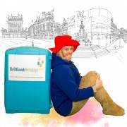 Paddington Bear Themed Party Entertainer London