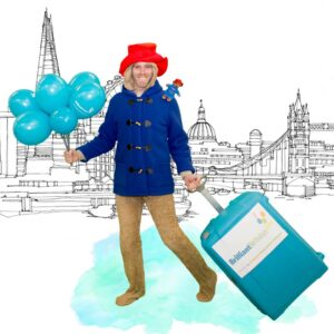 Paddington Bear Children's Entertainer London
