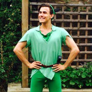 Peter Pan Lookalike Party Entertainer