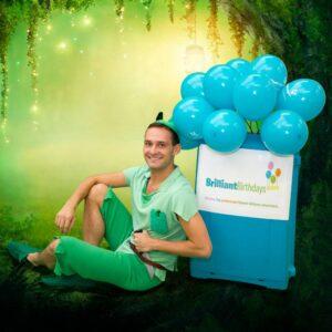 Peter Pan Children's Entertainer London