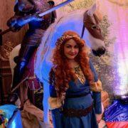 Princess Merida Lookalike Party London