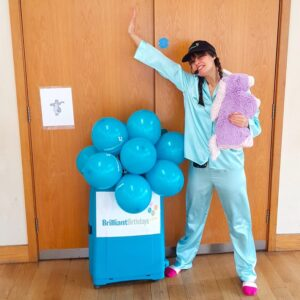 Pyjama Party Entertainment Host London